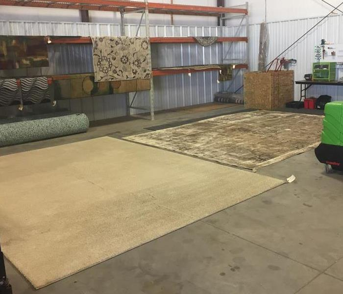 Cleaning of Rugs
