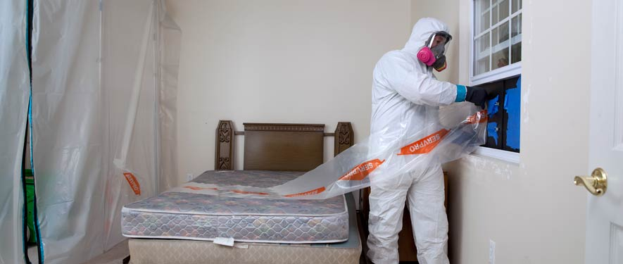 Edmond, OK biohazard cleaning