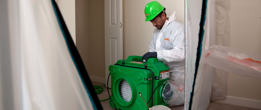 Edmond, OK mold cleanup