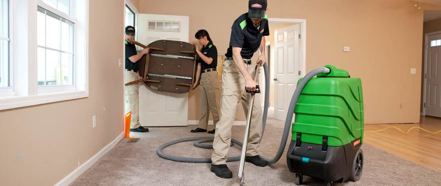 Edmond, OK residential restoration cleaning